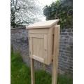 boîtes aux lettres en bois