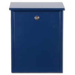 boîte aux lettres '002' bleu