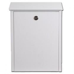 boîte aux lettres '002' blanc