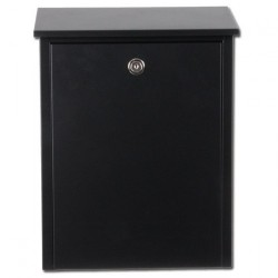 boîte aux lettres '002' noir
