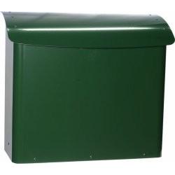 Boite aux lettres à fixer Safe Post 'Götenborg' vert nr 21