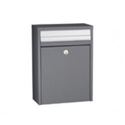 053 afem gris boîtes-aux-lettre